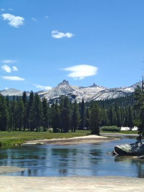 Another river I didn't fall into: The Tuolumne